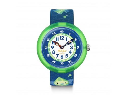 Orologio Swatch Flik Flak Glowlins