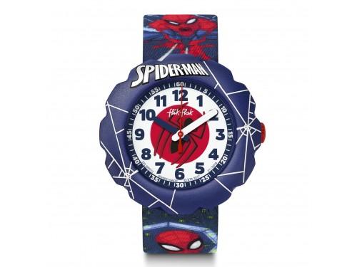 Orologio Swatch Flik Flak Spider-Man in Action