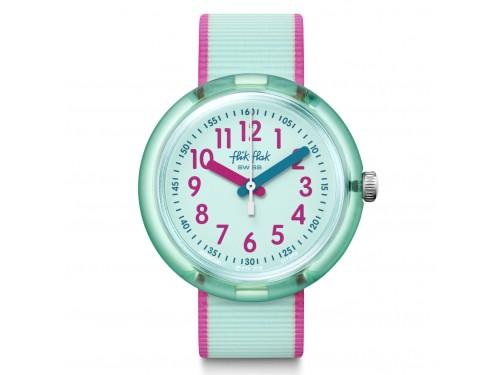Orologio Swatch Flik Flak Color Blast Turquoise