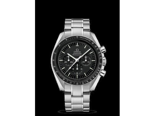 Omega orologio uomo Speedmaster Moonwatch professional acciaio su acciaio