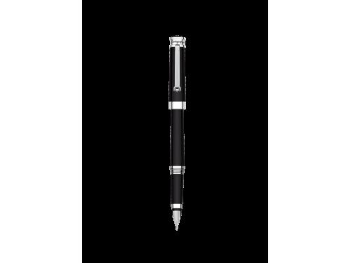 Montegrappa Penna stilografica Parola colore Nero in resina e palladio