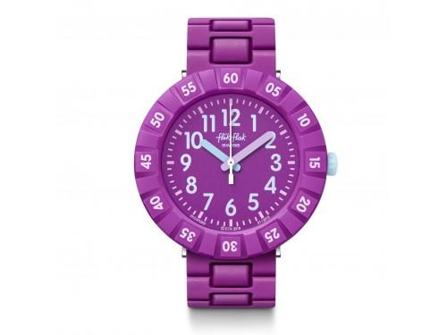 Orologio Swatch Flik Flak Solo Purple
