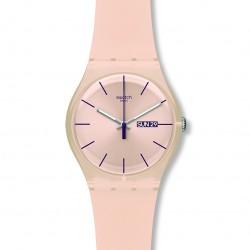 Hoops orologio al quarzo Donna Chérie Diamond Rosa