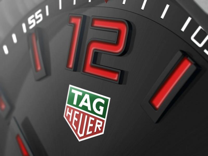 Orologio al Quarzo svizzero Tag Heuer Formula 1 con Quadrante Grigio e Bracciale in Acciaio