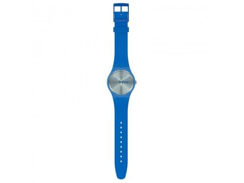 Orologio Swatch Blue Rails