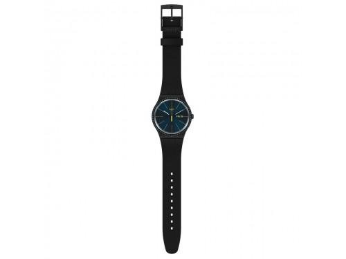 Orologio Swatch Black Rails