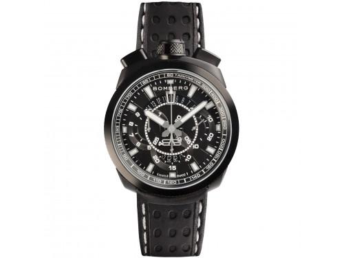 Bomberg Bolt 68 Cronografo Black orologio da polso uomo