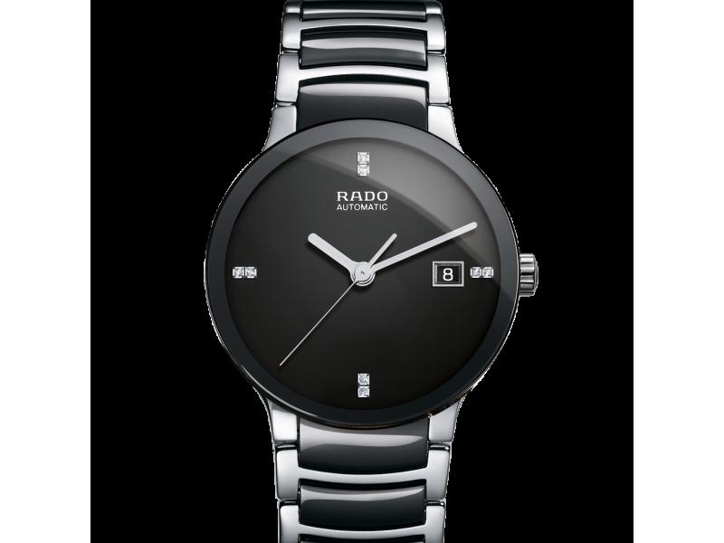 Orologio Rado Centrix Diamonds Automatico ceramica e diamanti