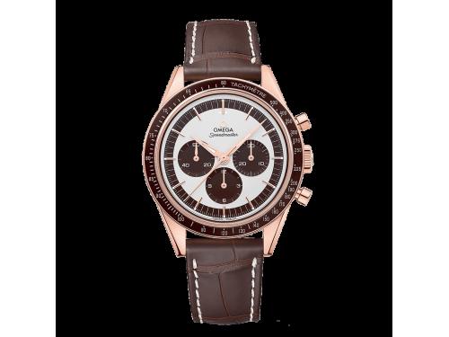Omega orologio uomo Speedmaster Moonwatch professional Chronograph in oro Sedna
