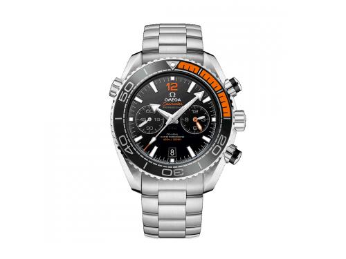 Omega orologio Uomo Planet Ocean 600 M Master Chronometer Chronograph 45.5 mm