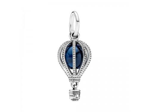Charm Pendente Pandora Mongolfiera Blu