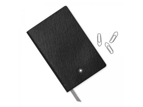 Cancelleria di lusso Montblanc Blocco note 147 nero a righe Open Diary