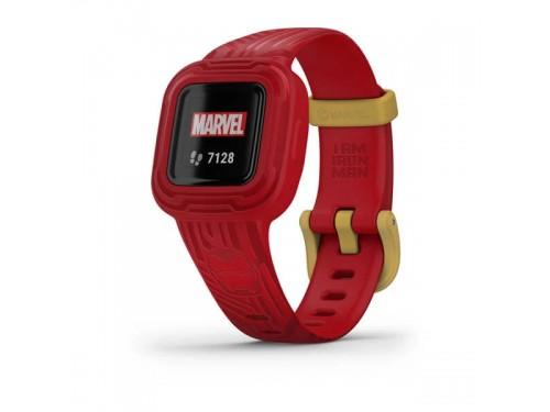 Smart Watch Garmin Vivofit Jr. 3 Marvel Iron Man