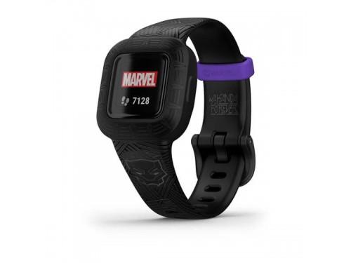 Smart Watch Garmin Vivofit Jr. 3 Marvel Pantera Nera