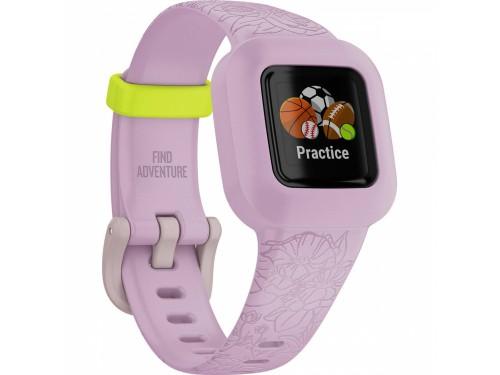 Smart Watch Garmin Vivofit Jr. 3 Lilac Floral