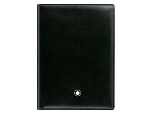 Portafoglio Montblanc Meisterstück 7 scomparti e porta documento d'identità