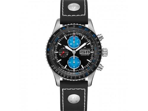 Cronografo Hamilton Khaki Aviation Converter Air Zermatt Limited Edition