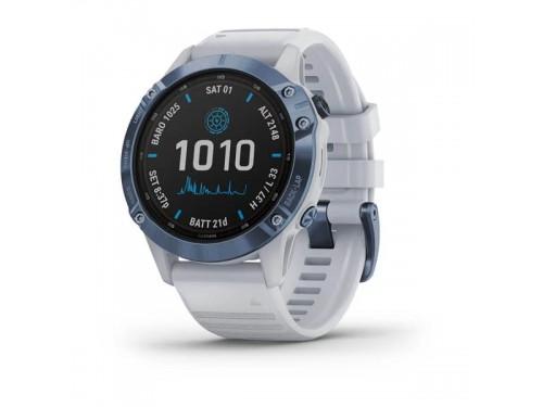 Tool Watch Garmin Fēnix 6 Mineral Blue - Pro Solar Edition