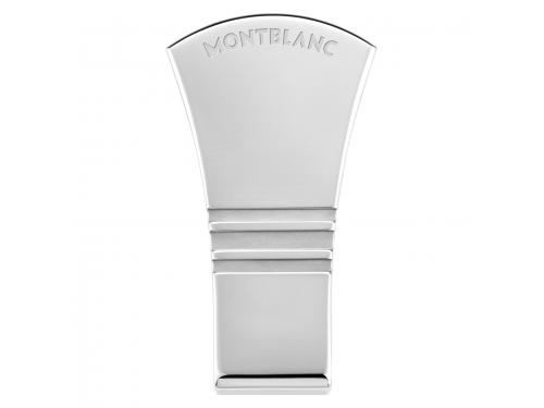 Fermasoldi Montblanc sartorial essential con design ad ascia