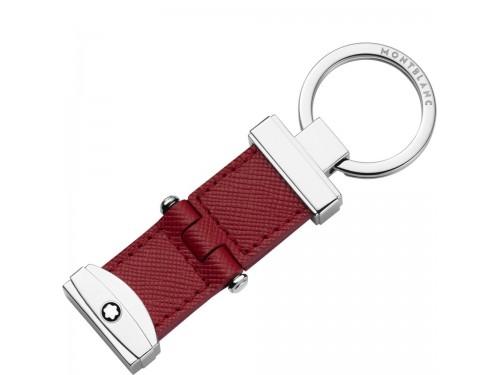 Portachiavi con sistema a perno rosso Montblanc Sartorial