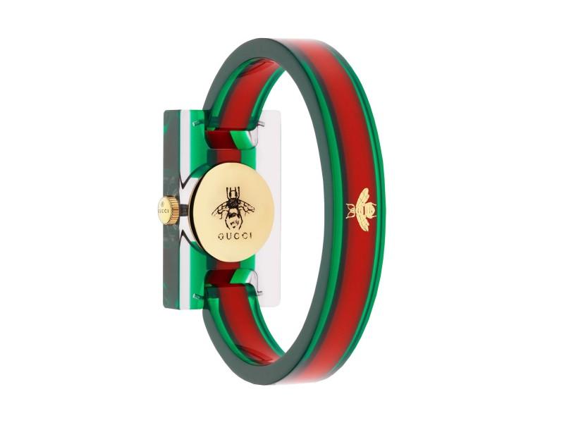 Orologio al quarzo Gucci Vintage Web 24x40 mm
