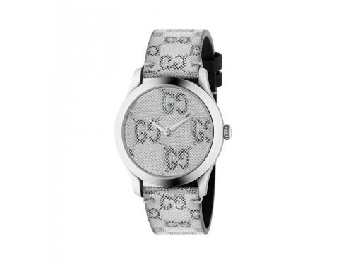 Orologio Gucci G-Timeless con Quadrante e Cinturino con Effetto Ologramma