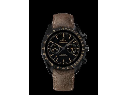 Omega orologio uomo Speedmaster Moonwatch Vintage Black in ceramica