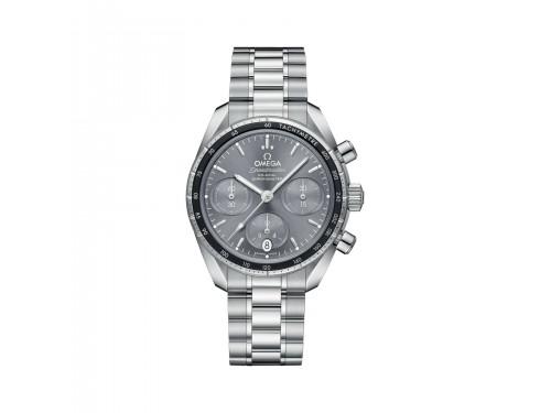 Orologio Omega Speedmaster 38 quadrante grigio