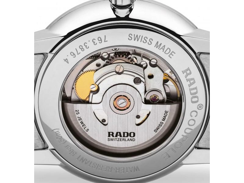 Orologio Rado Coupole Classic Automatic in acciaio