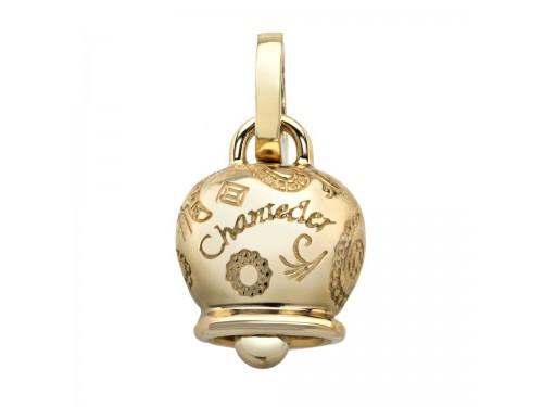 Le Campanelle Chantecler Ciondolo medio in oro giallo