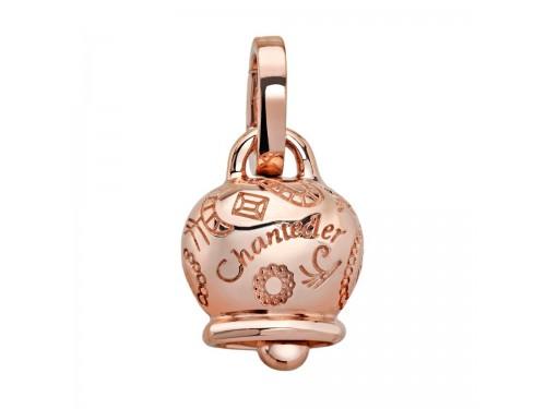 Le Campanelle Chantecler Ciondolo piccolo in oro rosa