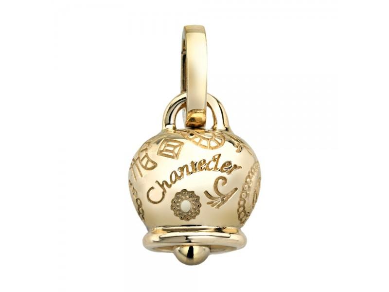 Le Campanelle Chantecler Ciondolo piccolo in oro giallo