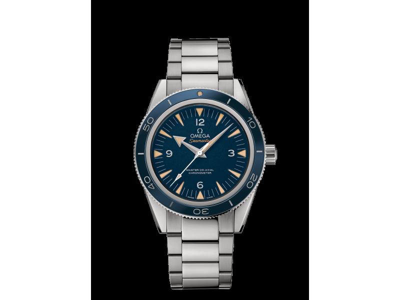 Omega orologio uomo Seamaster 300 M in titanio