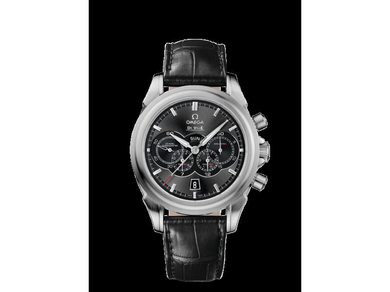 Omega orologio uomo De Ville Chronoscope