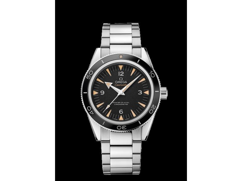 Omega orologio uomo Seamaster 300 M quadrante nero