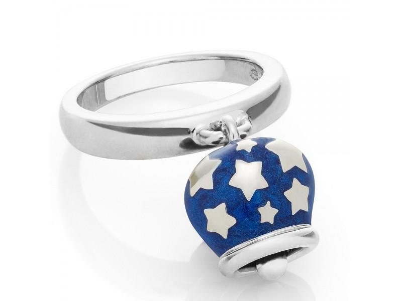 anello pandora con campanella