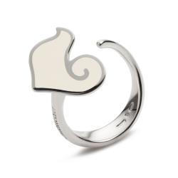 Bracciale elastico Coscia in argento con perle,ematite silver,onice ed elementi in metallo e cristalli