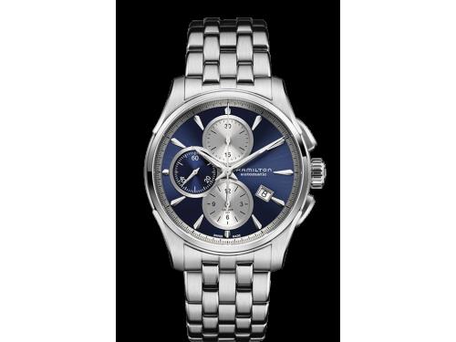 Hamilton  orologio uomo Jazzmaster Auto Chrono
