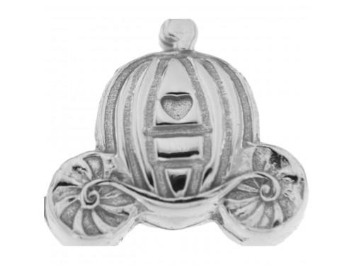 Attimi Rue Des Mille Ciondolo Carousel i Classici in argento