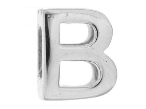 Attimi Rue Des Mille Ciondolo Carousel Alfabeto in argento