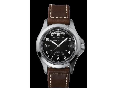 Hamilton orologio uomo Khaki Field KING AUTO