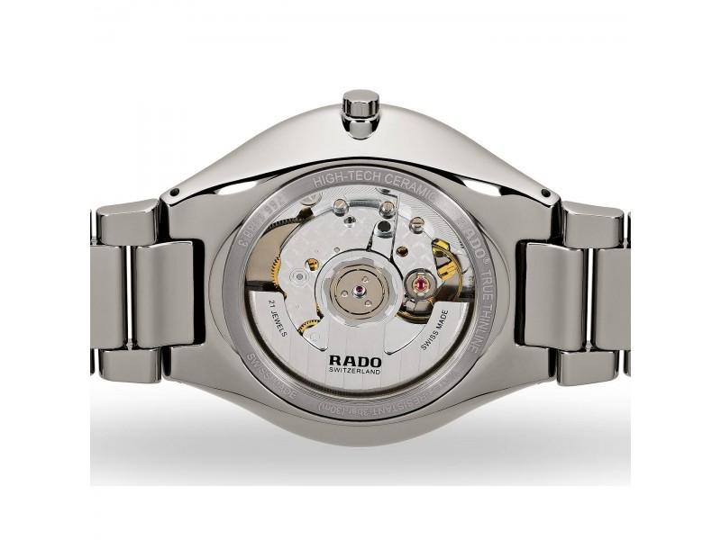 Orologio Automatico Rado True Thnline Automatic in Ceramica High Tech