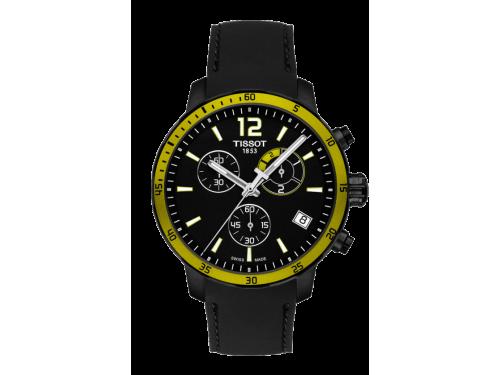 TISSOT  orologio uomo Quickster Chrono Football