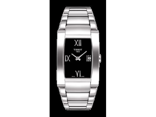 Tissot orologio donna Generosi-T Lady quadrante nero