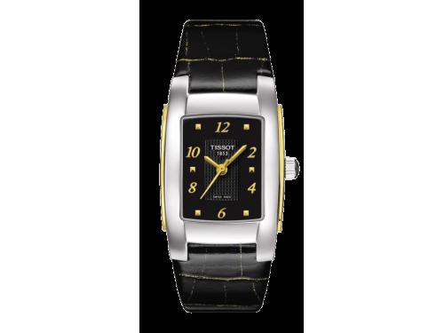 Tissot orologio donna T-10 Lady quadrante nero