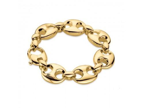 Bracciale Gucci Marina Chain in Oro Giallo