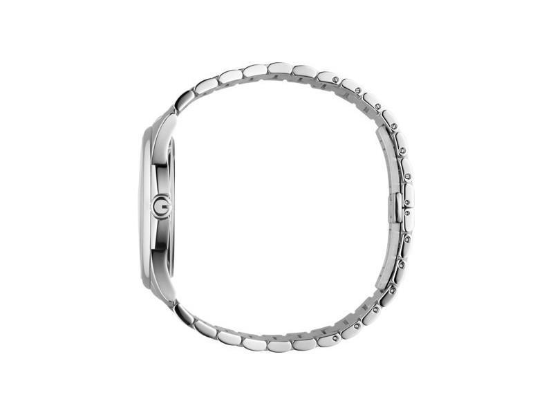 Orologio Gucci Uomo G-Timeless Slim con Quadrante Marrone