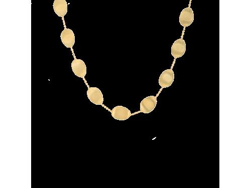Collana Marco Bicego Lunaria in Oro Giallo