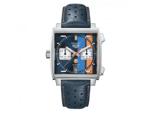 Cronografo Automatico Tag Heuer Monaco Gulf Edizione Speciale