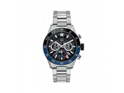 Cronografo Automatico Tag Heuer Carrera Calibro Heuer 02 GMT